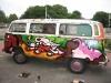 VW Van, Sterf, MayB, Oles