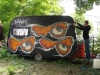 Emil's job on Grrt's caravan