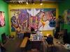 Temporary atelier