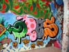 Part of a special easter wall painted with PBloem, CES53, Deace, Torrie and BA.