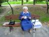 Polish granny, is niceee!