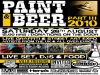 Paint & Beer part 3 Flyer