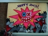 Happy 2013 (Ox-Alien & Das Boat @ Linker Rottekade)